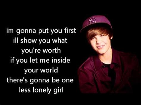 One Less Lonely Says Biebers Baby by One Less Lonely Acoustic Justin Bieber