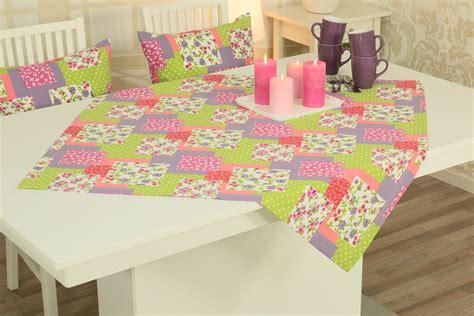 tischdecke in patchwork fr 252 hlings design ab 80x80 cm bis