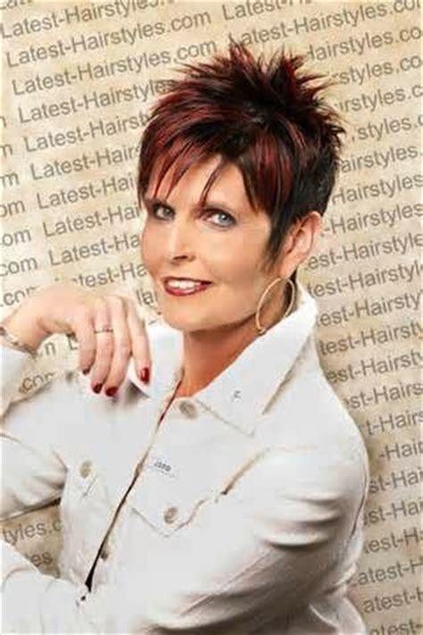short short long bang spiked hair cut short sassy spiky haircuts google search hair beauty