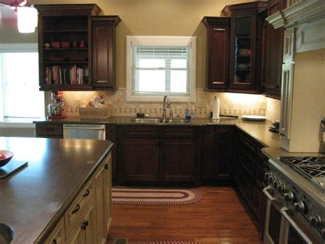 two tone two tone kitchen artisan interiors and builders