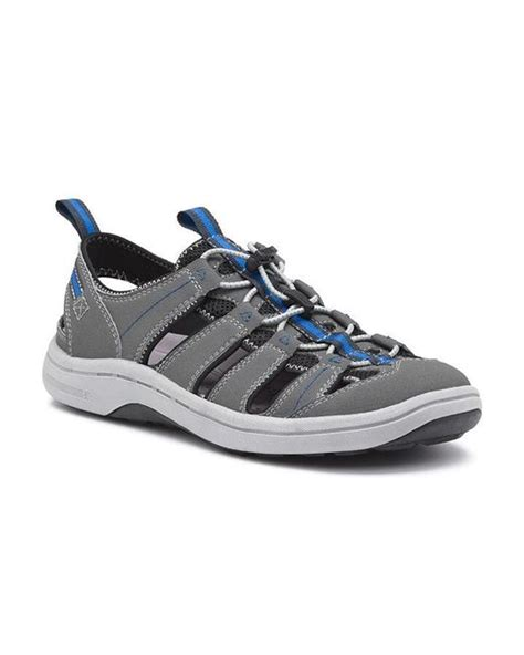 bass water shoes g h bass co stingray water sneaker in gray for