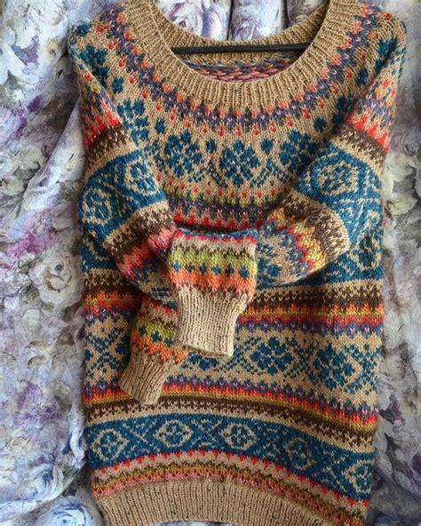 how to knit fair isle best 25 fair isle sweaters ideas on fair