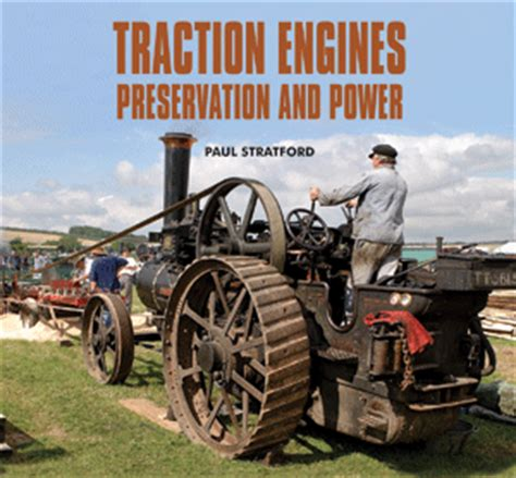 halsgrove publishing traction engines preservation