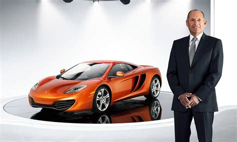 mclaren ceo dennis ousted as mclaren ceo carscoops