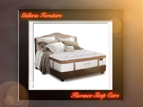 Florence Kasur Springbed Sleep Care 200x200 Set kasur springbed florence harga promo