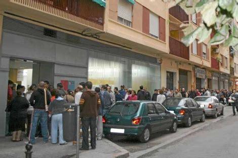 oficina inem valencia el paro sube en 12 640 personas en la comunidad valenciana