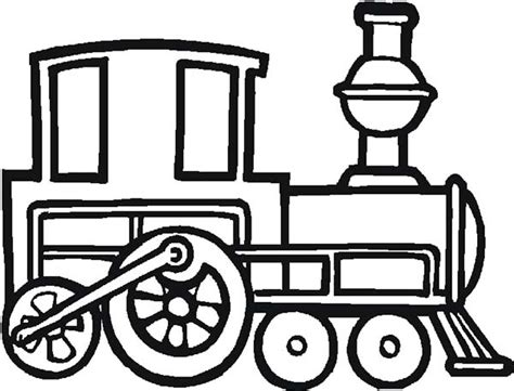coloring page of a train engine train engine coloring page clipart panda free clipart