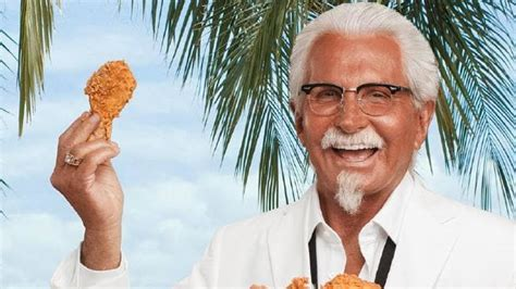 actors in kentucky fried chicken commercials kentucky fried chicken commercial 2016 actor