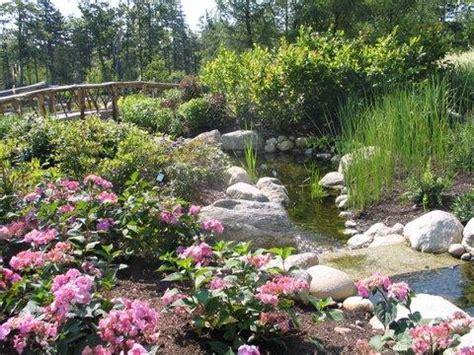 Maine Botanical Gardens Coastal Maine Botanical Garden The Garden
