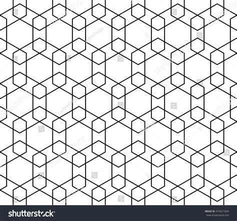 svg pattern overlapping islamic pattern abstract geometric pattern vector stock