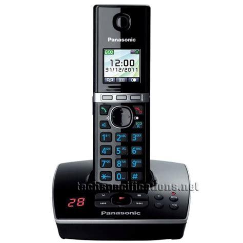 Panasonic Kx Tg 3821 Sx panasonic kx tg 8061 cordless phone tech specs