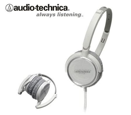 Headphone Carrying Audio Technica Ath Original White audio technica ath fc700 headphones on ear earphones white sales