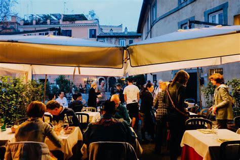 best restaurant trastevere rome a rome food tour through trastevere an american in rome