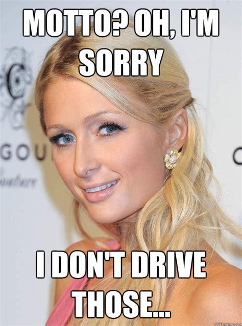 Funny Blonde Memes - dumb blonde meme