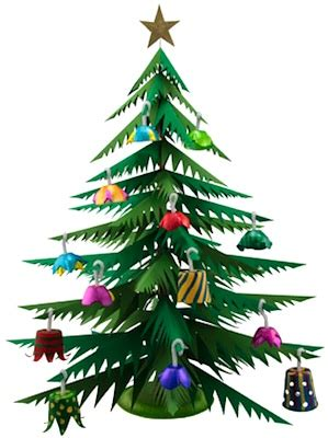 beautiful paper christmas tree to make things to make