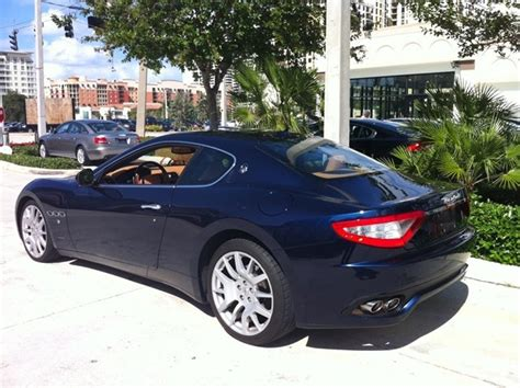 navy blue maserati 25 best maserati granturismo for sale ideas on