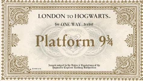 printable hogwarts invitation hogwarts express ticket jpg birthdays harry potter and