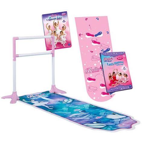 Ballerina Mat And Bar by Family Dancerella Swan Lake Studio Swan