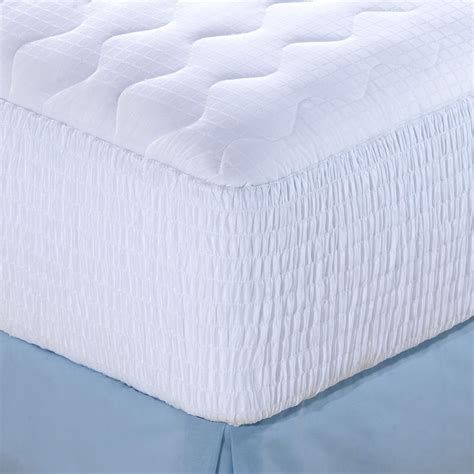 comfortable mattress pad sleep comfort mattress pad sears com