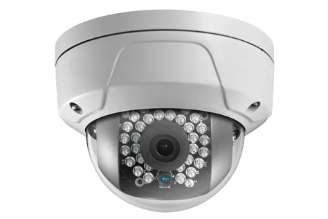 dome ip hikvision hiwatch ipc d140 4mp ip vandal dome with