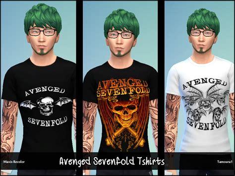 T Shirt Kaos Anak Avenged Sevenfold 4 tamoura1 s avenged sevenfold t shirt set