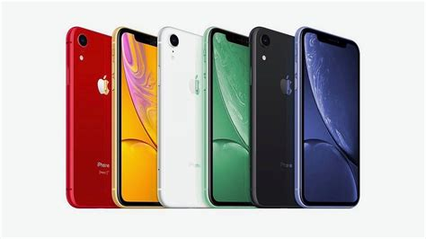 renders imagine fresh color alternatives for 2019 iphone xr what cease you imagine poll