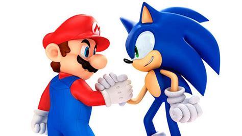 imagenes en 3d de sonic 191 sonic y mario en un mismo videojuego de acci 243 n miyamoto
