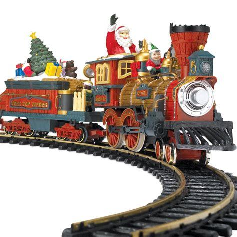 christmas train set photozzle