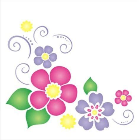 imagenes flores simples est 234 ncil para pintura simples 14x14 cantoneira flores iii