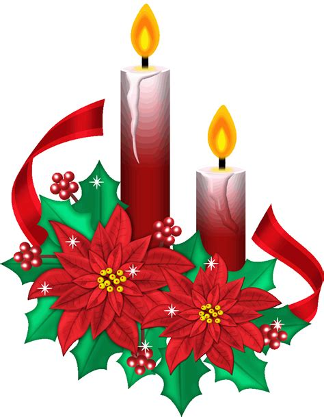 google images holly watercolor christmas holly and berries with candles