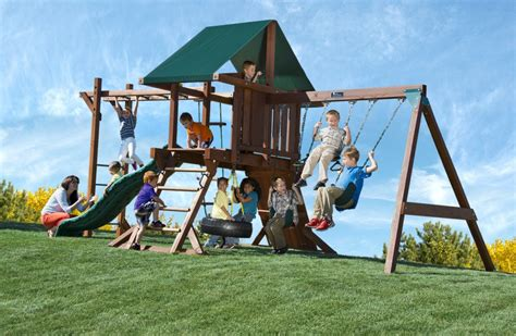 swing and slide monkey bars kids playsets with monkey bars two ring with monkey bars
