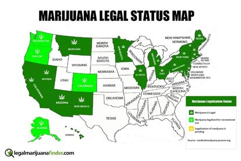 states with legal weed which states have made marijuana legal for medicinal use
