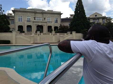 Rick Ross Cribs by Heard Your Keep Flopping And Your Crib Got No