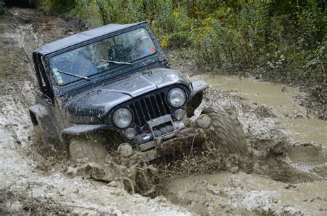 muddy jeep wrangler recap 2nd laurel highlands jeep 174 jamboree photos the