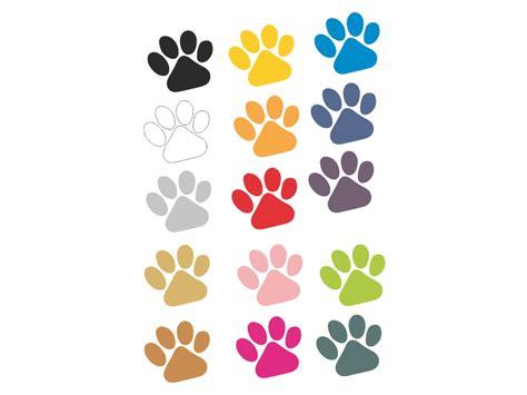 Auto Aufkleber Pfoten by Hunde Pfoten Aufkleber 10 X 10 Cm Tierisch Tolle Geschenke