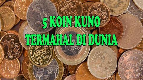 Harga Perangko Kuno Luar Negeri mengejutkan 5 koin kuno termahal di dunia