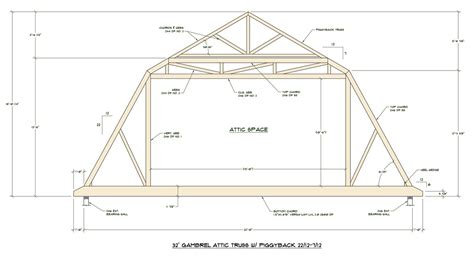 gambrel roof design trusses gambrel room in attic joy studio design gallery