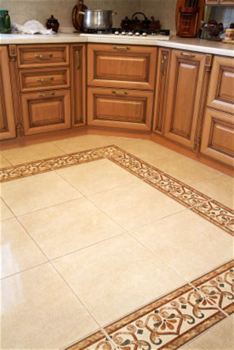 Ceramic Tile Floors In Kitchens Kitchen Floor Tile Kitchen Floor Tile Designs