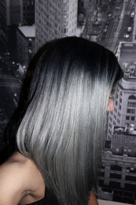 pravana silver lovelydyedlocks pravana silver mixed with black 1n
