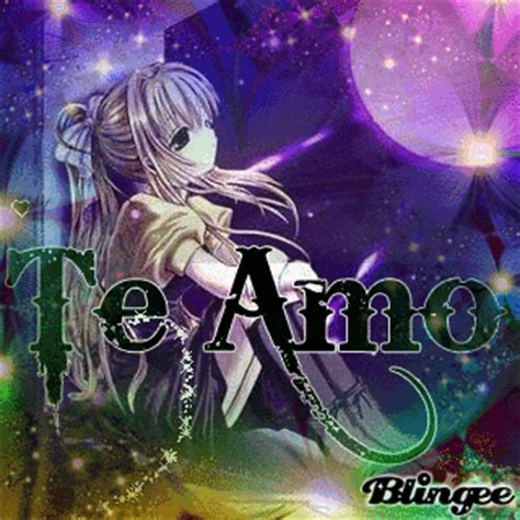 imagenes de amor anime anime de amor picture 130738709 blingee com