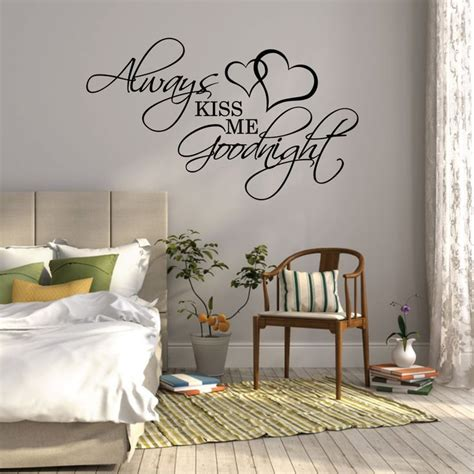 bedroom wall quotes pinterest best 25 bedroom wall stickers ideas on pinterest