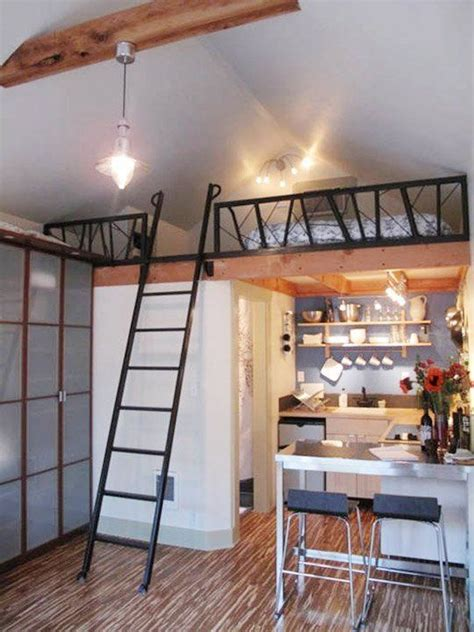 garage loft ideas 9 times garage makeovers became the most adorable homes