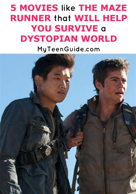 films like the maze runner yahoo 5 movies like the maze runner to help you survive a