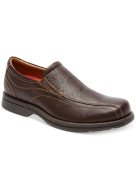 rockport rockport classic revised slip on shoes