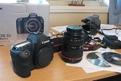 Adelaide Shooting Range Packages - brand new canon eos 5d ii 21mp dslr for sale from