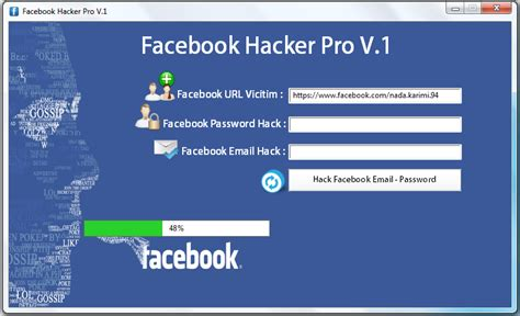 free download full version of facebook password hacking software facebook hacker pro full version free download