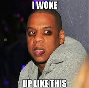 Meme Jay Z - what solange knowles said to jay z during that lift attack