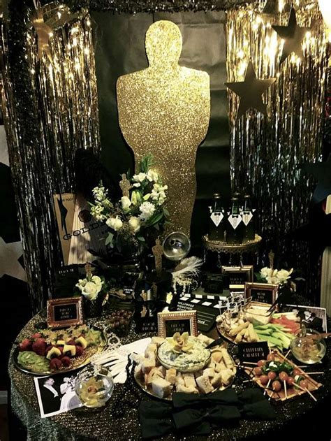 oscar themed decoration ideas best 25 oscar ideas on oscar themed