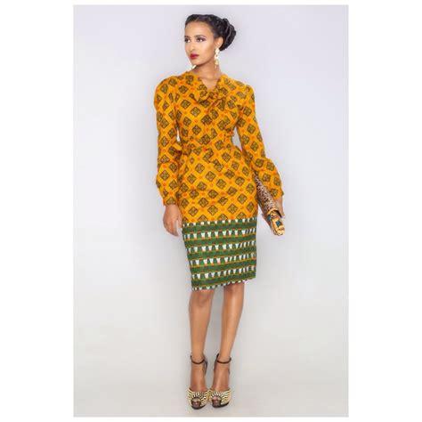 stylish ankara office dresses for modern office women