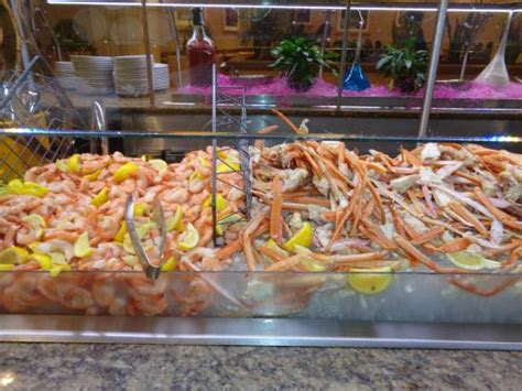 snow crab legs picture of mgm grand buffet las vegas